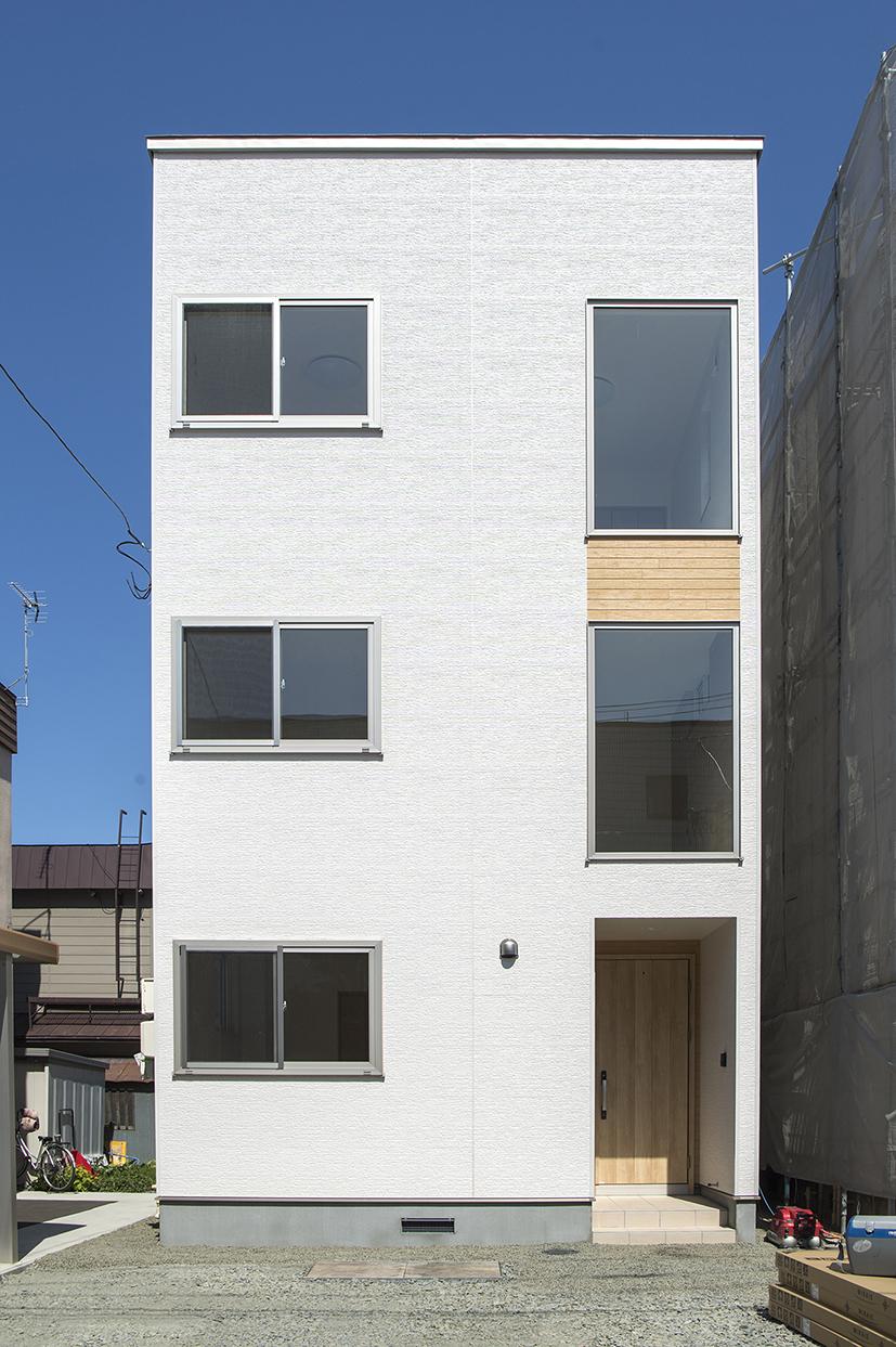 北区北36条西3丁目 A棟モデルハウス