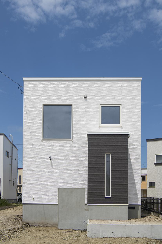 江別市野幌若葉町モデルハウス